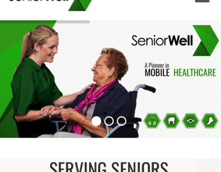 SeniorWell Website